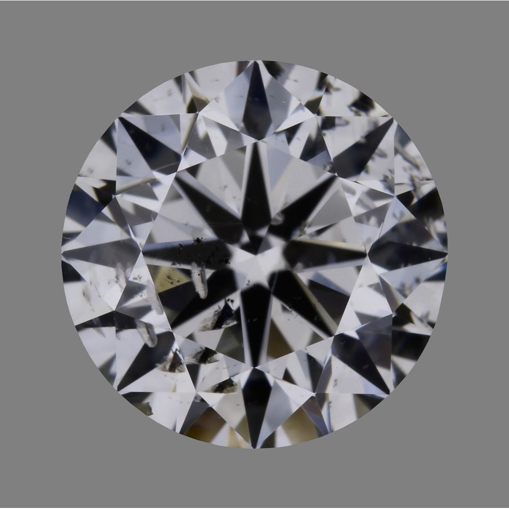 0.65 Carat Heart Loose Diamond, L, SI2, Excellent, GIA Certified