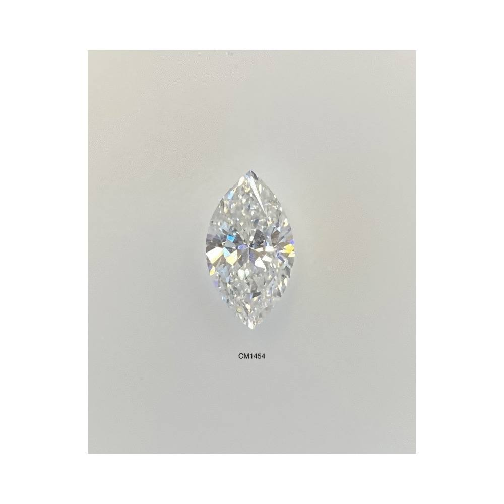1.41 Carat Marquise Loose Diamond, H, SI2, Ideal, AGS Certified
