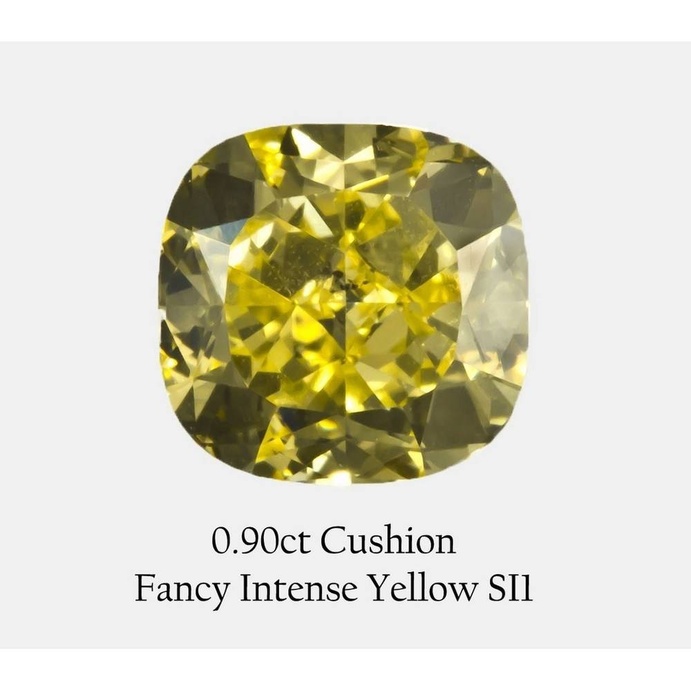 0.90 Carat Cushion Loose Diamond, , SI1, Excellent, GIA Certified