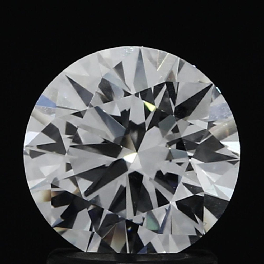 1.51 Carat Round Loose Diamond, D, IF, Ideal, GIA Certified