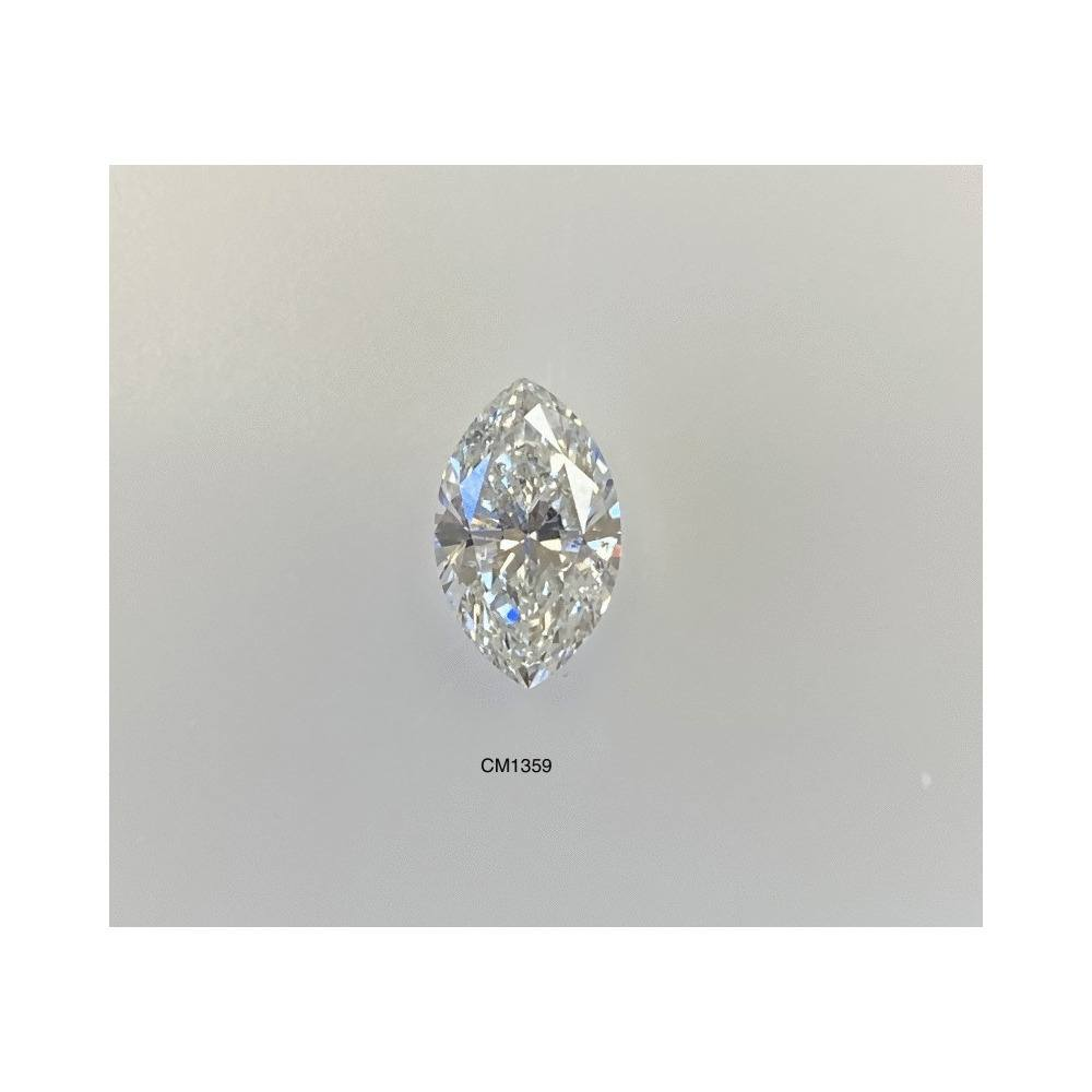 1.23 Carat Marquise Loose Diamond, I, I1, Excellent, GIA Certified