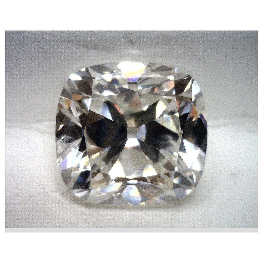 5.00 Carat Cushion Loose Diamond, I, VS2, Excellent, GIA Certified