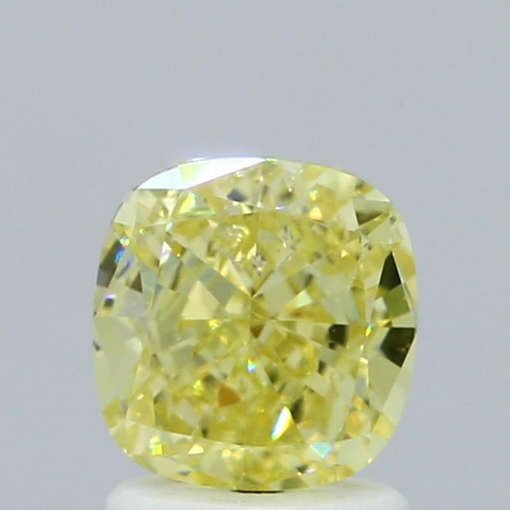 1.53 Carat Cushion Loose Diamond, , SI2, Excellent, GIA Certified