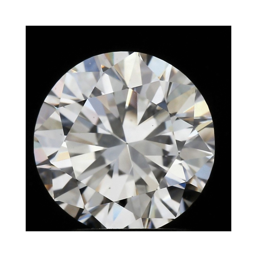 1.92 Carat Round Loose Diamond, H, VS1, Very Good, GIA Certified