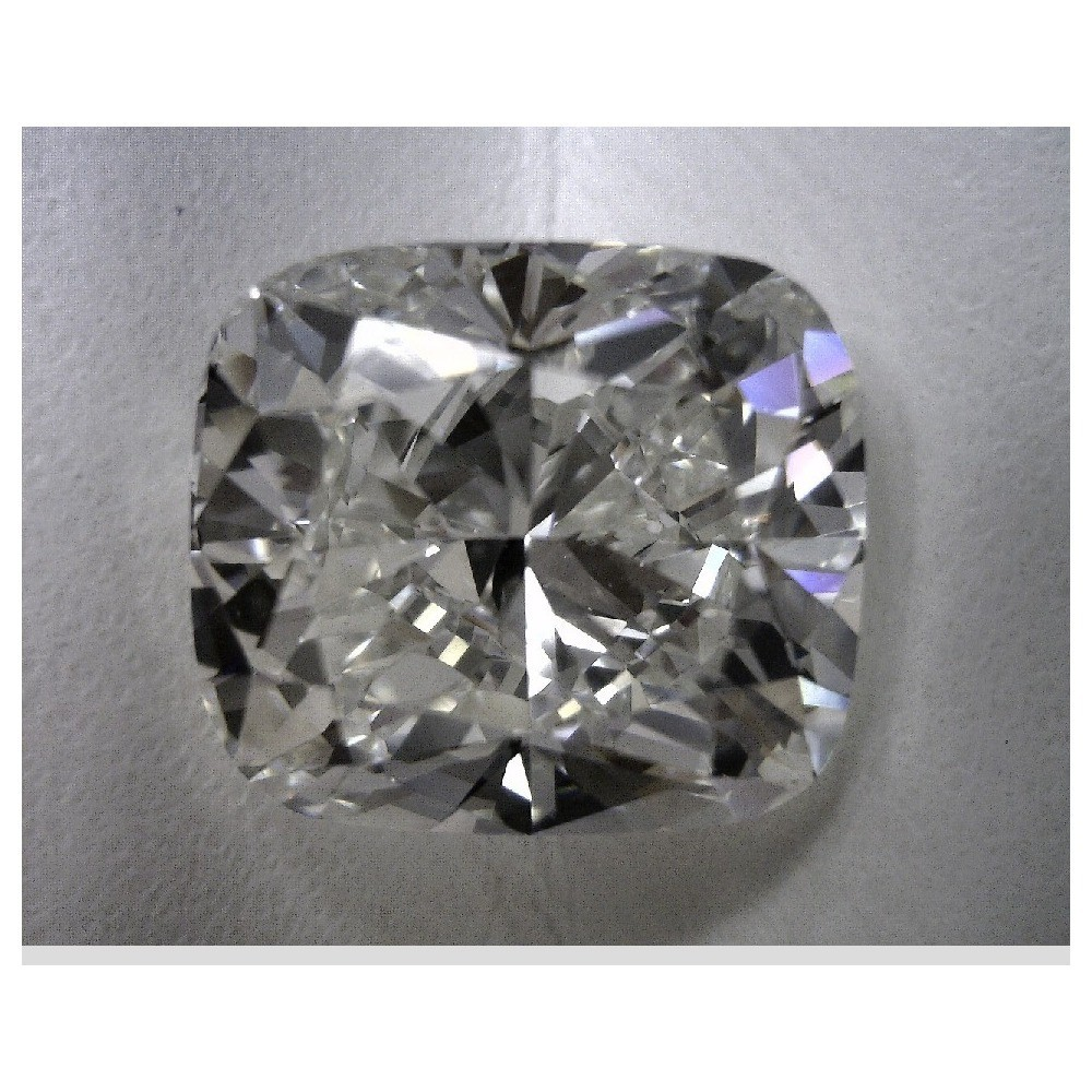 3.01 Carat Cushion Loose Diamond, I, VS1, Very Good, GIA Certified | Thumbnail