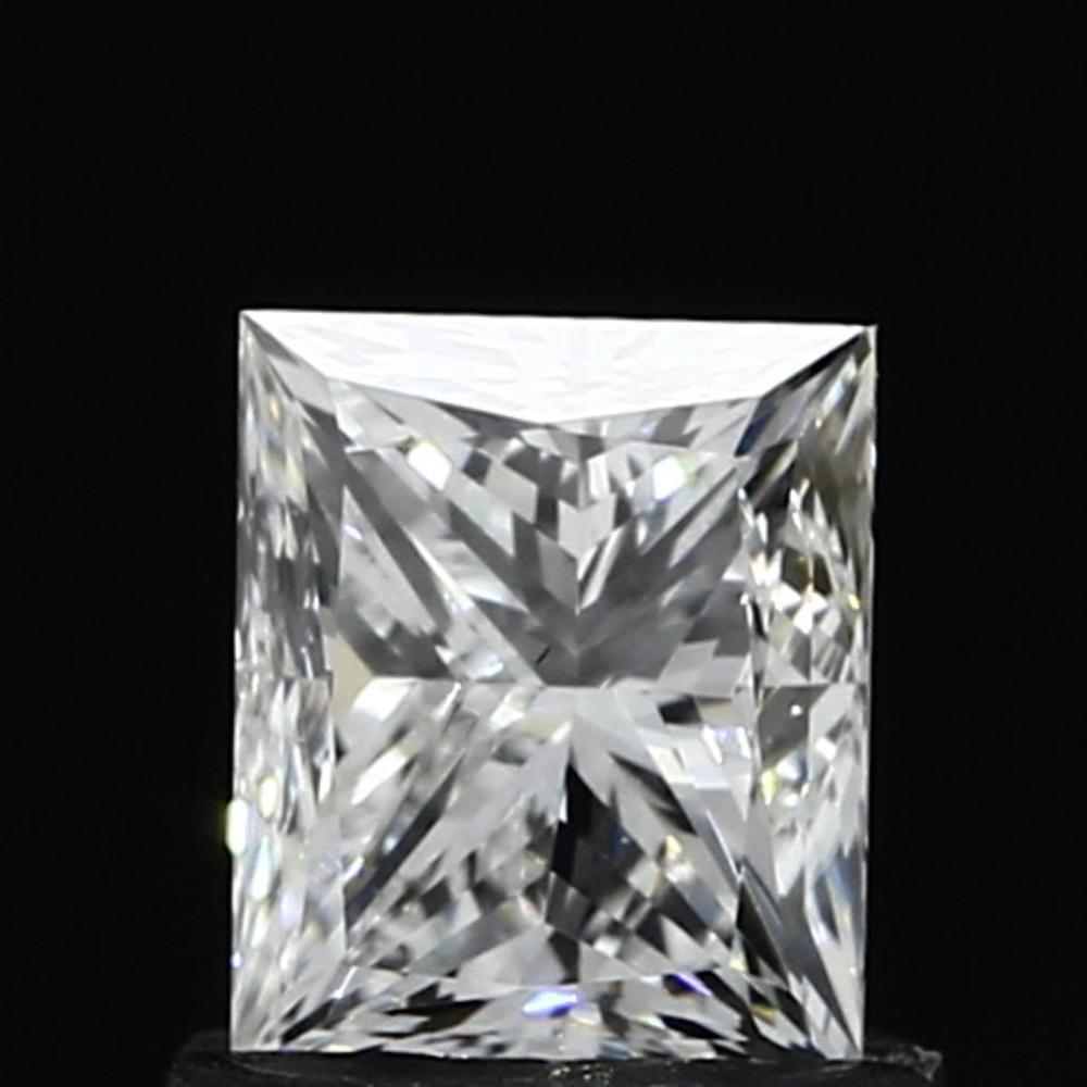 1.01 Carat Princess Loose Diamond, F, VS1, Good, GIA Certified
