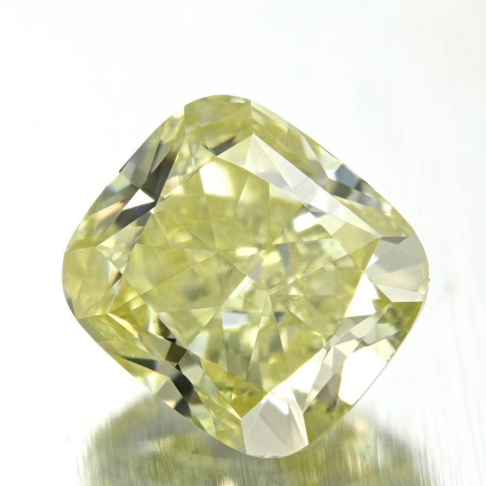 1.52 Carat Cushion Loose Diamond, , SI2, Ideal, GIA Certified