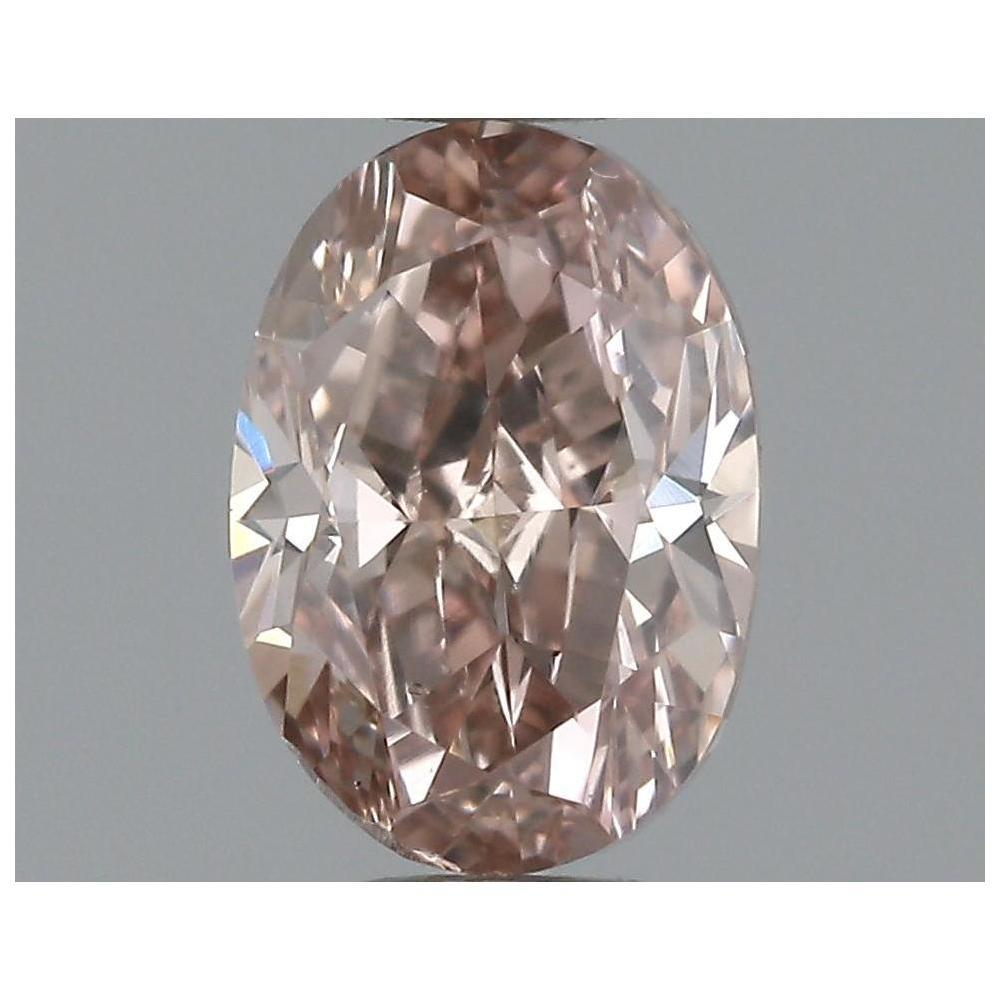 0.48 Carat Oval Loose Diamond, , SI1, Excellent, GIA Certified