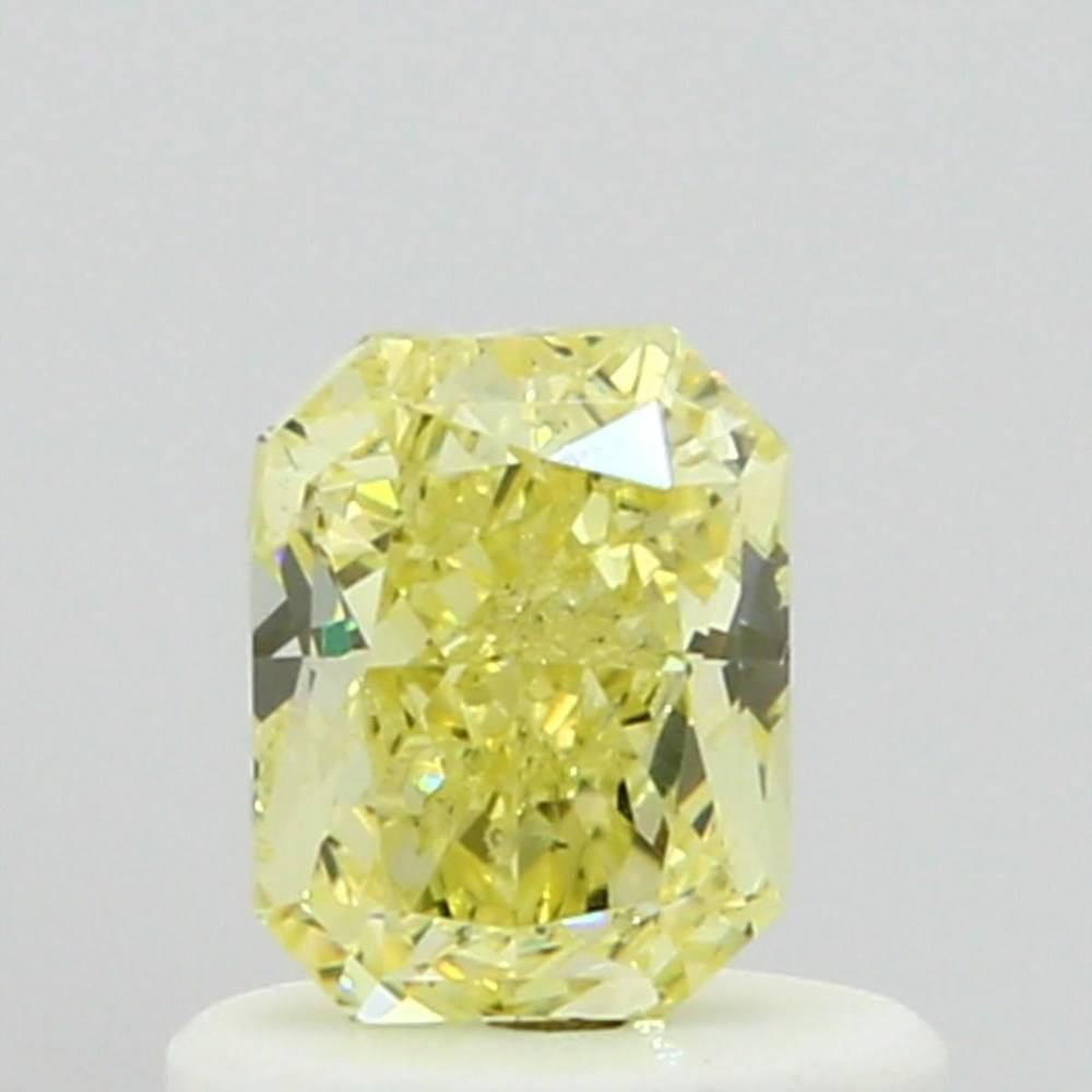 0.60 Carat Radiant Loose Diamond, , SI1, Very Good, GIA Certified