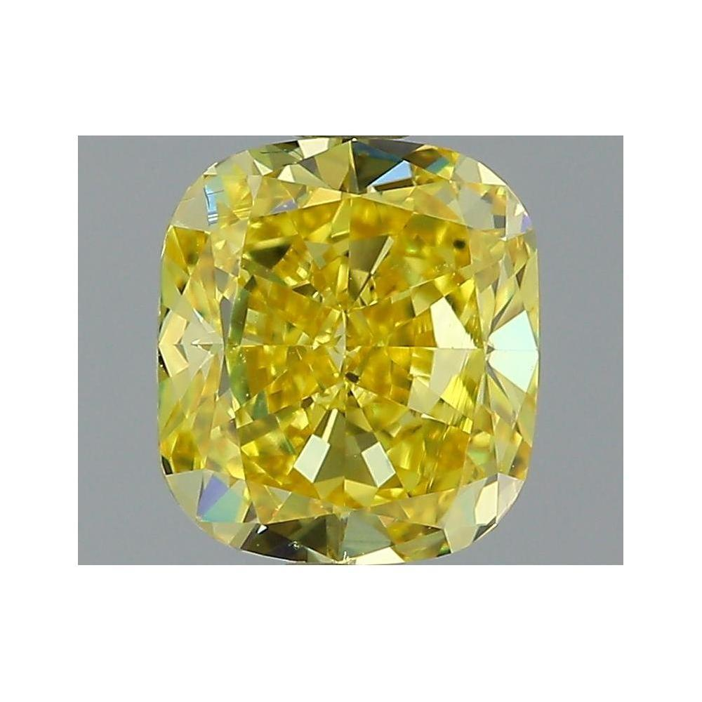 1.22 Carat Cushion Loose Diamond, , SI1, Excellent, GIA Certified