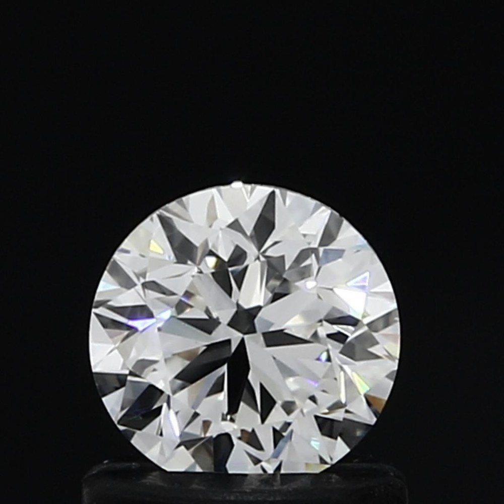 0.71 Carat Round Loose Diamond, F, VS1, Excellent, GIA Certified