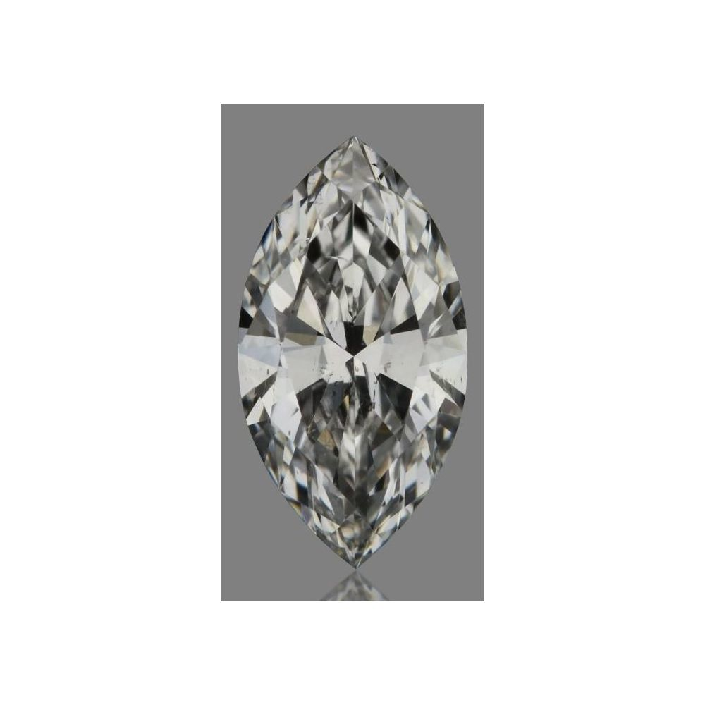 0.27 Carat Marquise Loose Diamond, D, SI2, Super Ideal, GIA Certified