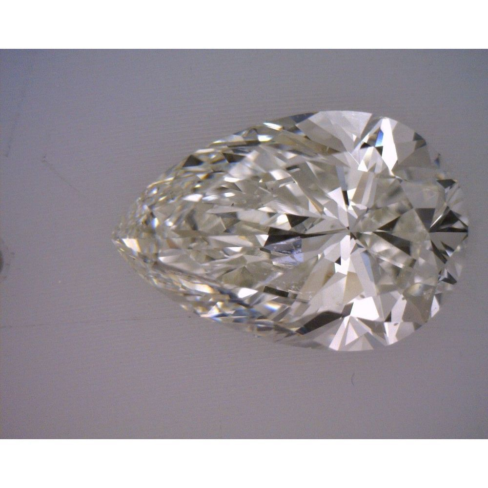 1.20 Carat Pear Loose Diamond, J, SI1, Super Ideal, GIA Certified