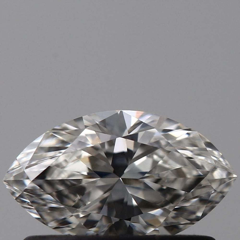 0.41 Carat Marquise Loose Diamond, F, VS1, Ideal, GIA Certified