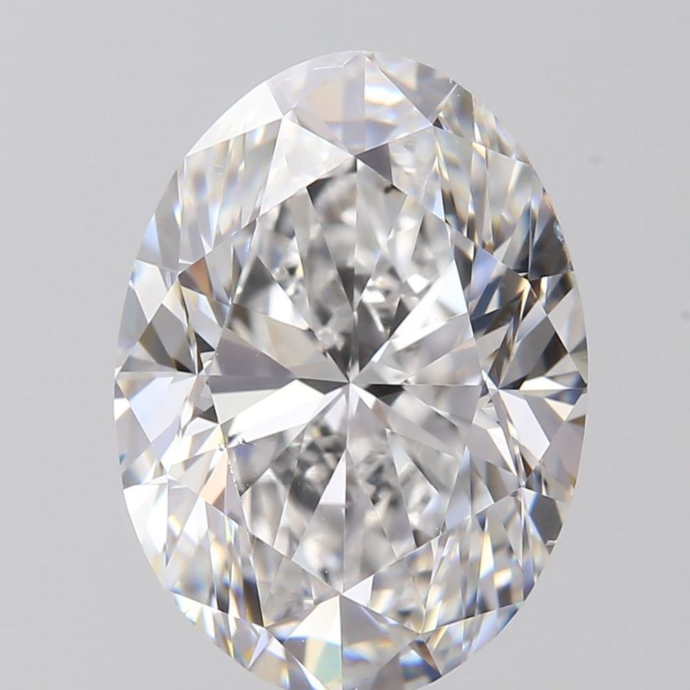 2.00 Carat Oval Loose Diamond, E, SI1, Ideal, GIA Certified