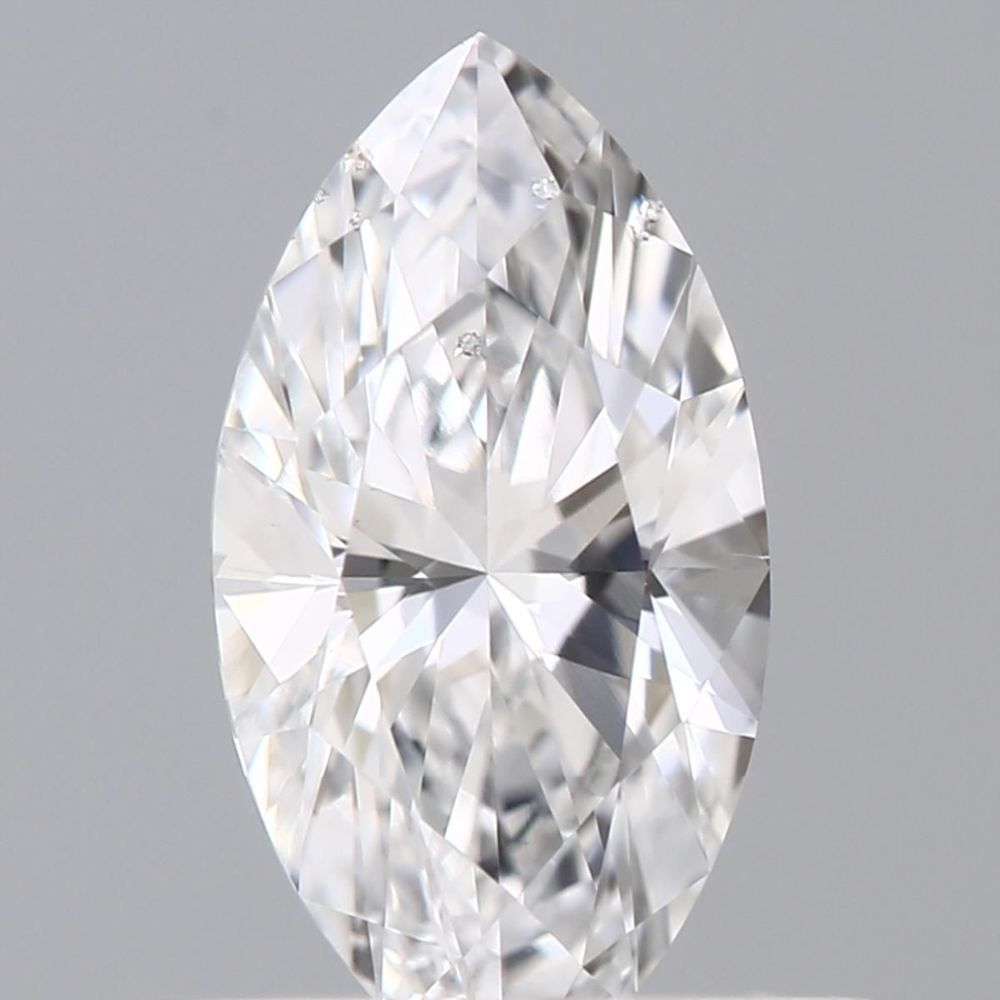 0.41 Carat Marquise Loose Diamond, D, SI1, Excellent, GIA Certified