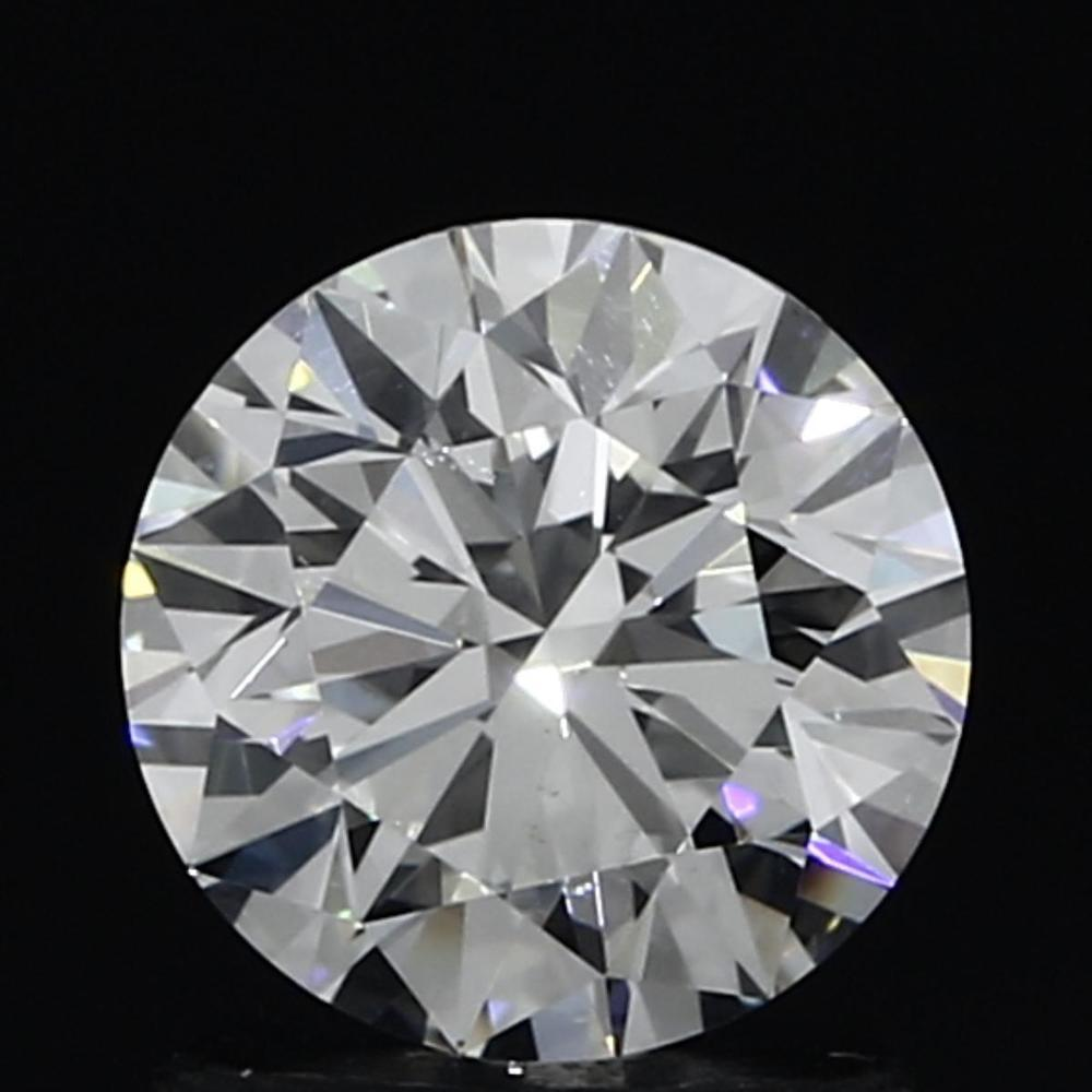 1.01 Carat Round Loose Diamond, I, VVS1, Super Ideal, GIA Certified