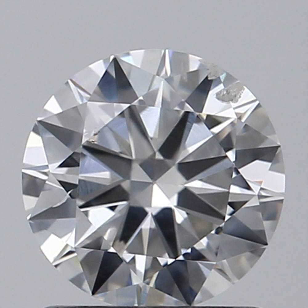 1.00 Carat Round Loose Diamond, G, SI2, Excellent, GIA Certified