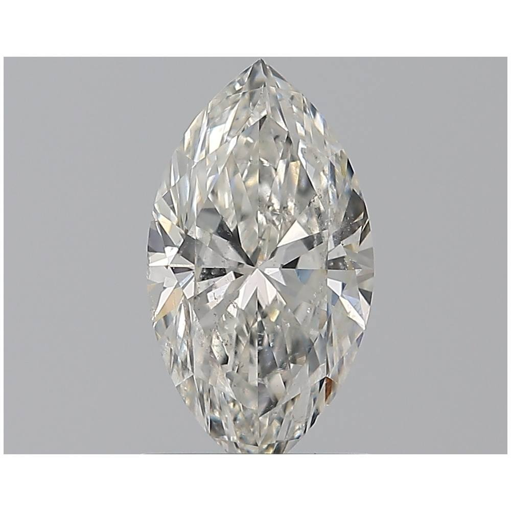 1.00 Carat Marquise Loose Diamond, G, SI2, Ideal, GIA Certified