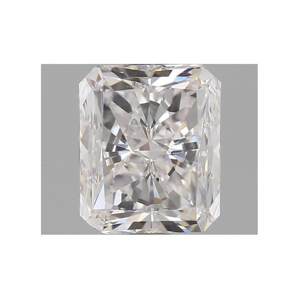 1.00 Carat Radiant Loose Diamond, G, VS1, Very Good, GIA Certified