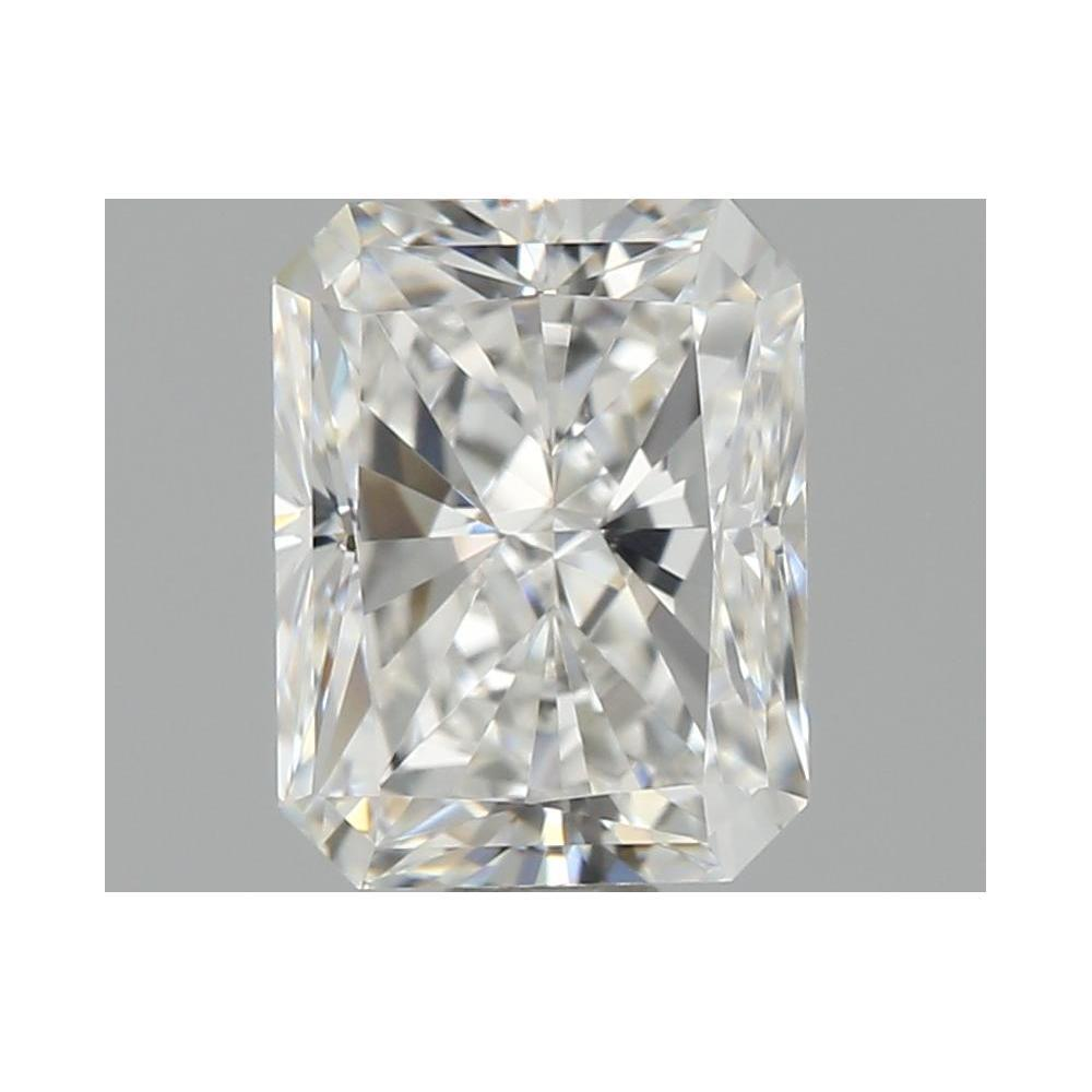 1.02 Carat Radiant Loose Diamond, F, VVS1, Excellent, GIA Certified
