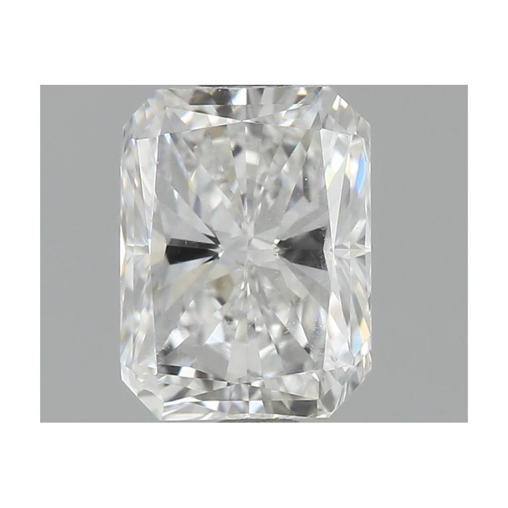 1.01 Carat Radiant Loose Diamond, E, VS1, Excellent, GIA Certified | Thumbnail