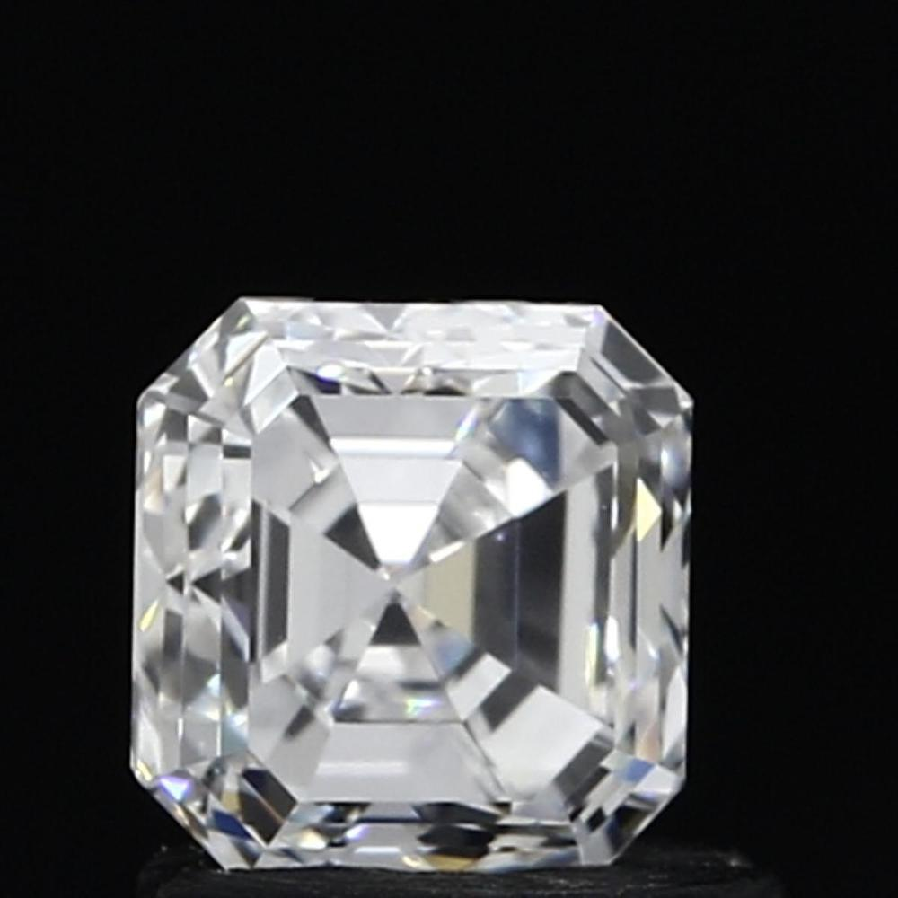 1.01 Carat Asscher Loose Diamond, D, VS1, Very Good, GIA Certified