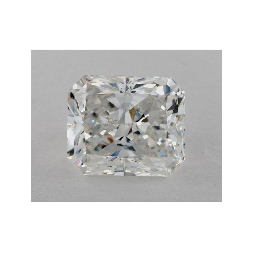 5.02 Carat Radiant Loose Diamond, F, VS1, Ideal, GIA Certified