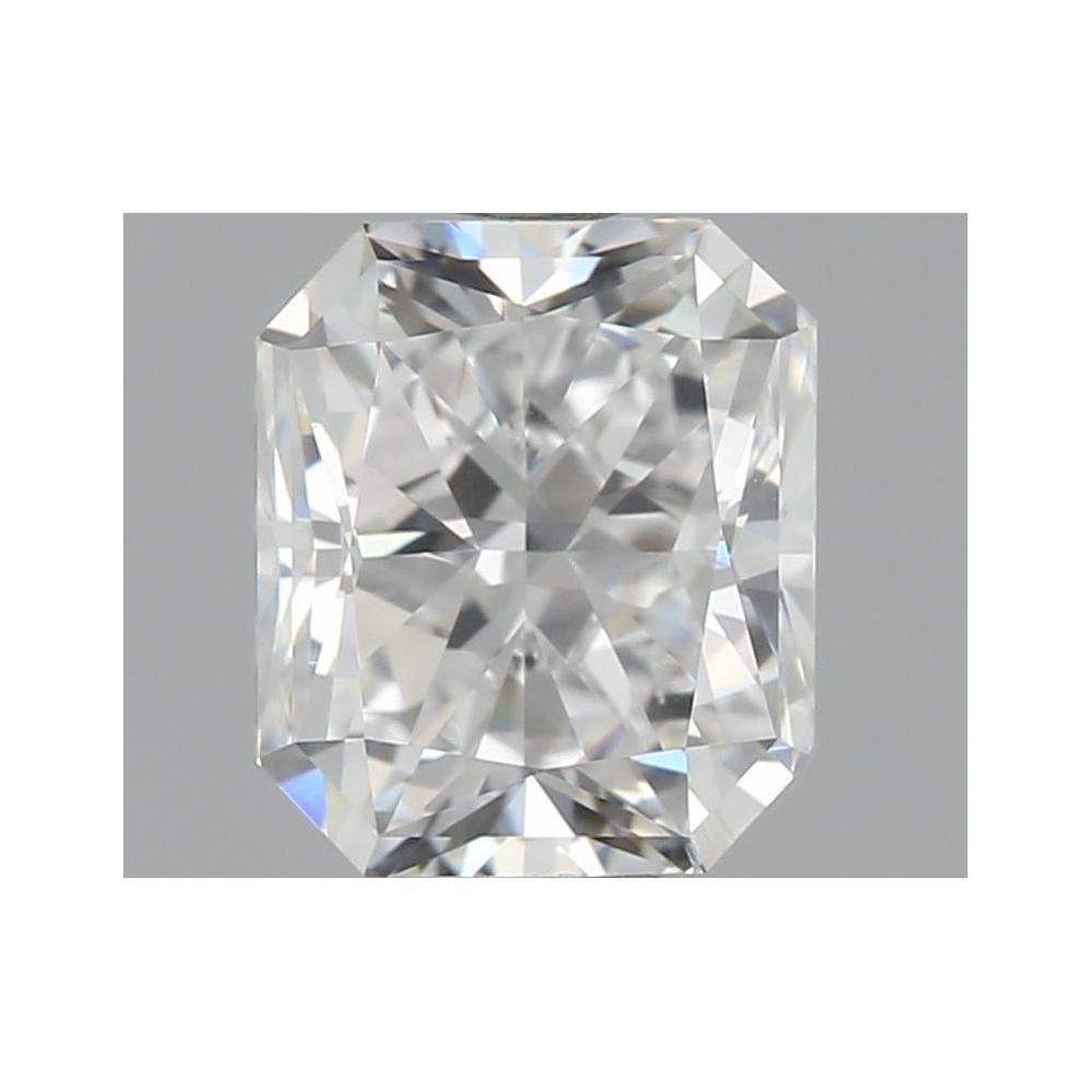 1.01 Carat Radiant Loose Diamond, D, VS2, Excellent, GIA Certified