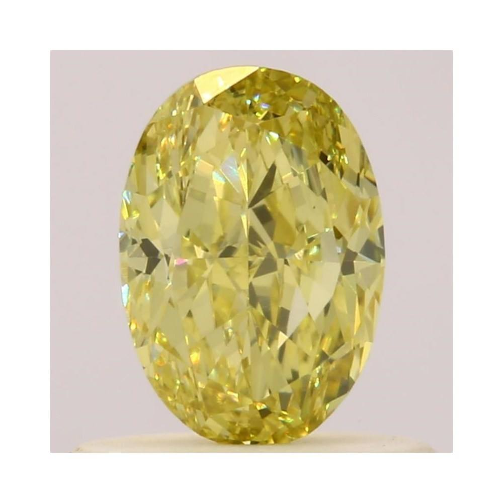 0.57 Carat Oval Loose Diamond, , VS1, Very Good, GIA Certified