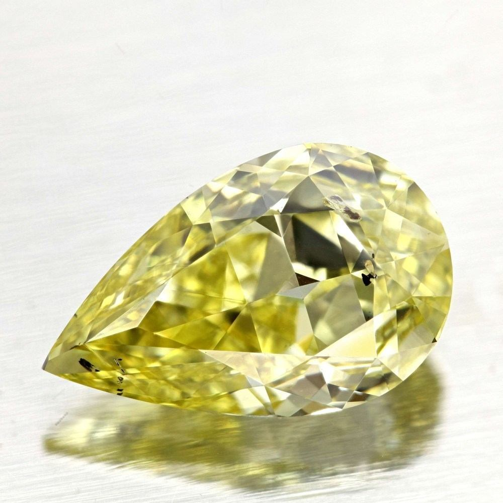 2.01 Carat Pear Loose Diamond, , SI2, Ideal, GIA Certified