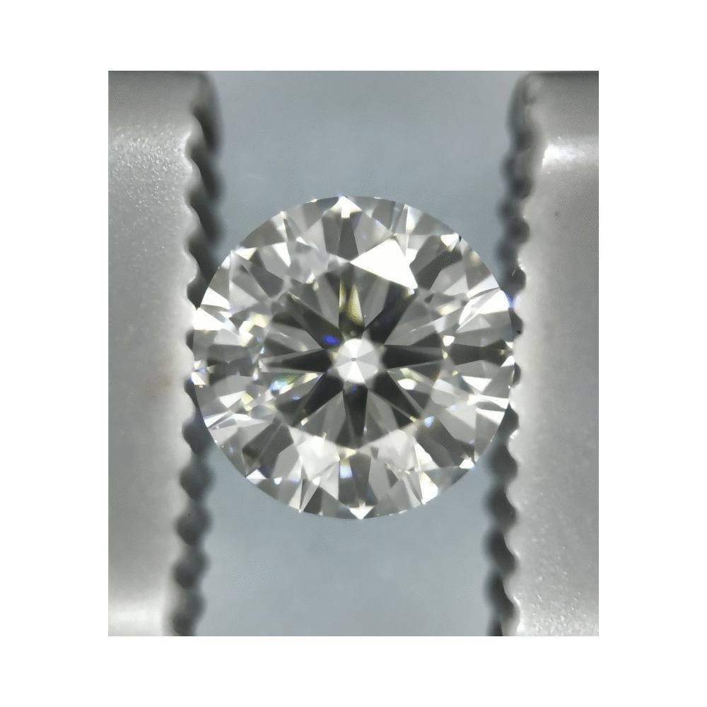 1.01 Carat Round Loose Diamond, F, VS1, Very Good, GIA Certified