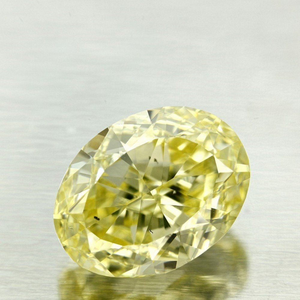 4.03 Carat Oval Loose Diamond, , SI1, Excellent, GIA Certified