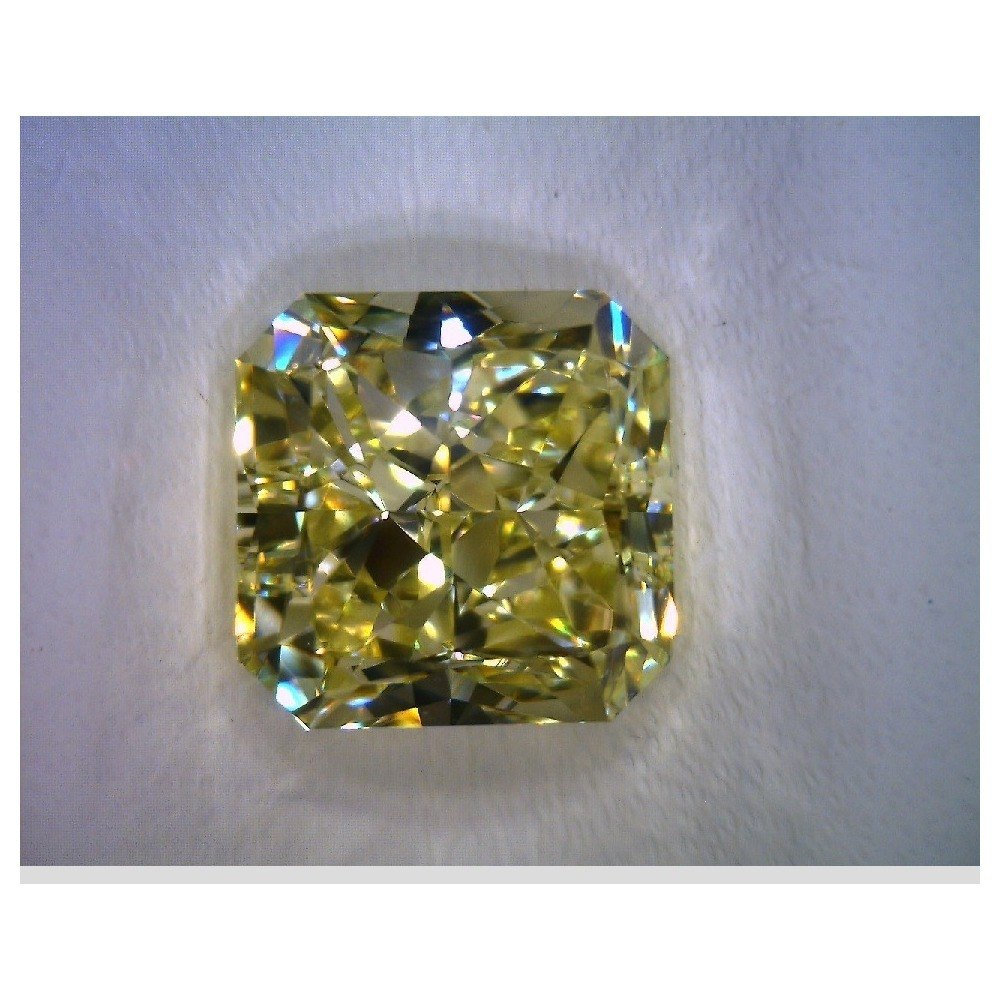 1.53 Carat Radiant Loose Diamond, , VVS1, Ideal, GIA Certified