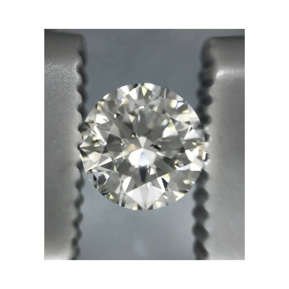 1.01 Carat Round Loose Diamond, I, SI2, Excellent, GIA Certified