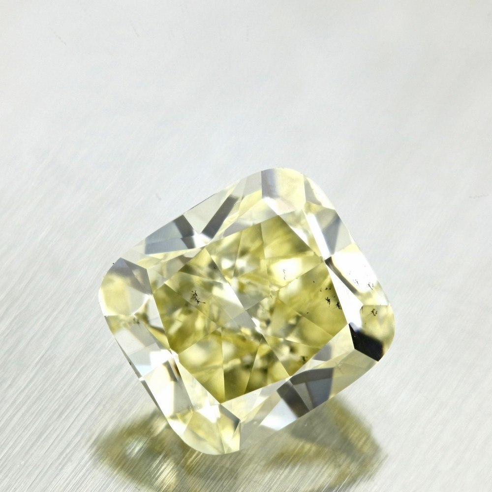 1.68 Carat Cushion Loose Diamond, , SI1, Excellent, GIA Certified
