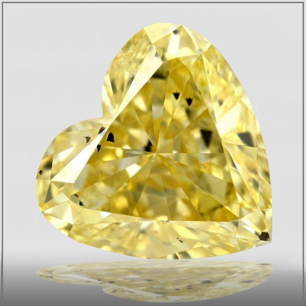 1.11 Carat Heart Loose Diamond, , SI2, Good, GIA Certified | Thumbnail