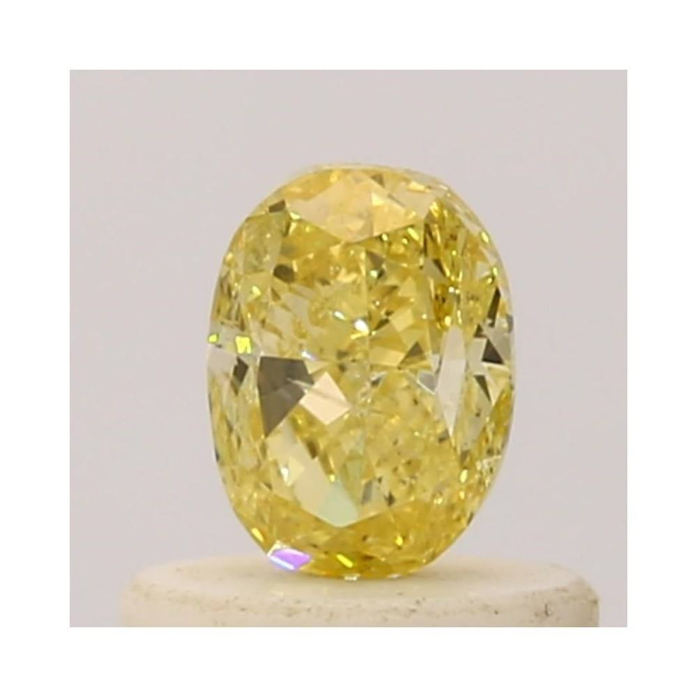 0.45 Carat Oval Loose Diamond, , SI2, Very Good, GIA Certified