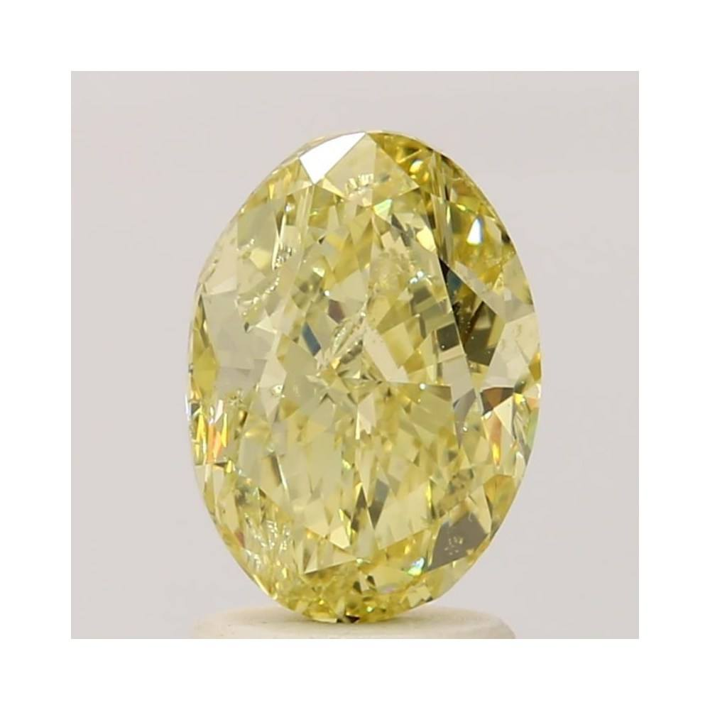 2.01 Carat Oval Loose Diamond, , SI2, Excellent, GIA Certified | Thumbnail