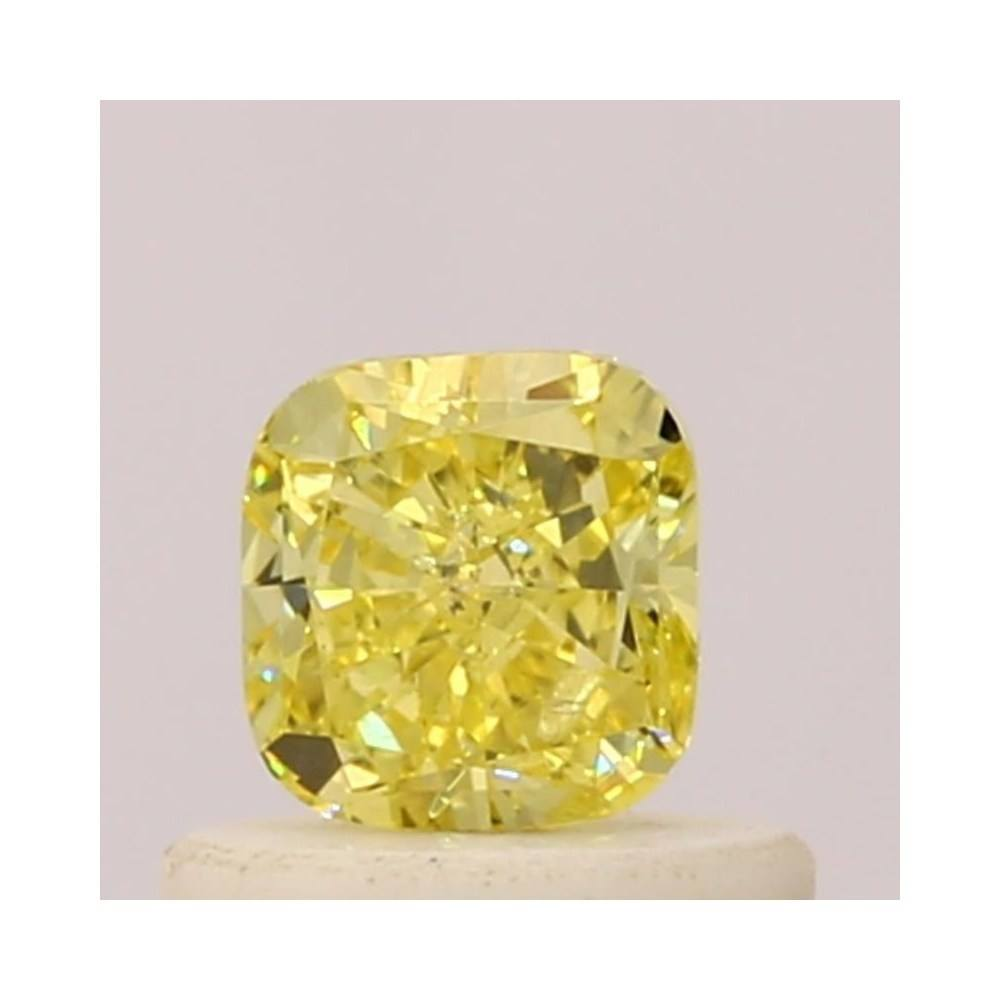 0.49 Carat Cushion Loose Diamond, , SI2, Good, GIA Certified