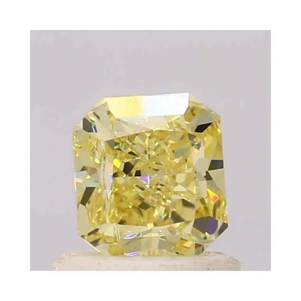 0.73 Carat Radiant Loose Diamond, , VVS2, Very Good, GIA Certified | Thumbnail