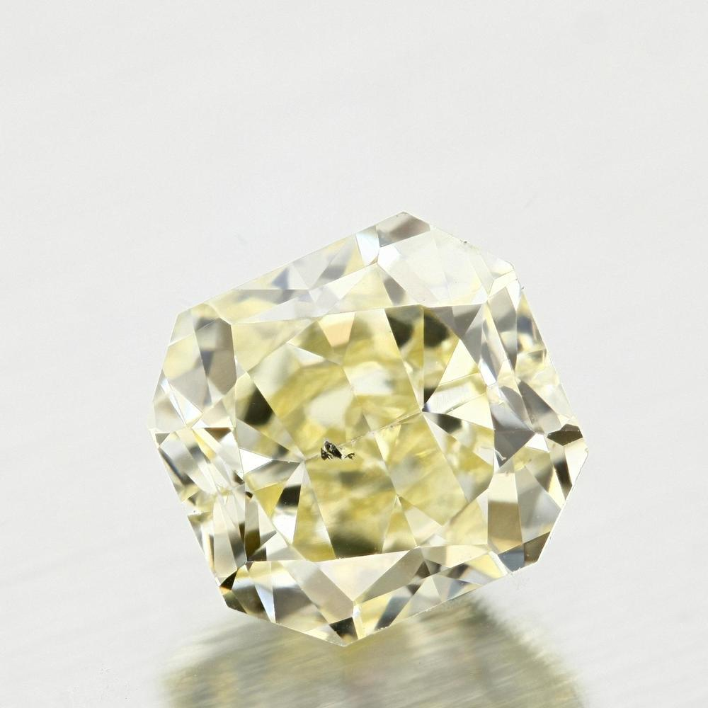 0.44 Carat Radiant Loose Diamond, , SI1, Very Good, GIA Certified