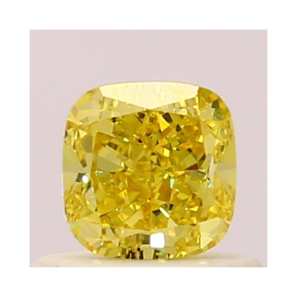 0.54 Carat Cushion Loose Diamond, , VVS2, Very Good, GIA Certified