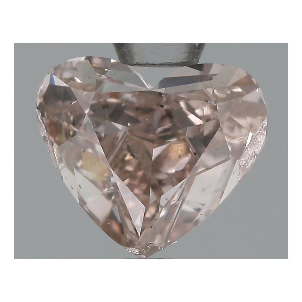0.87 Carat Heart Loose Diamond, , SI1, Ideal, GIA Certified