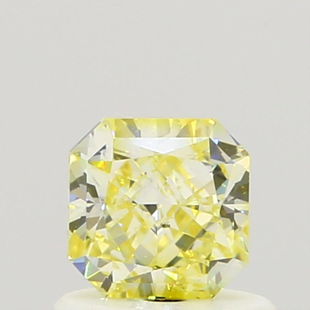 0.69 Carat Radiant Loose Diamond, , SI1, Ideal, GIA Certified