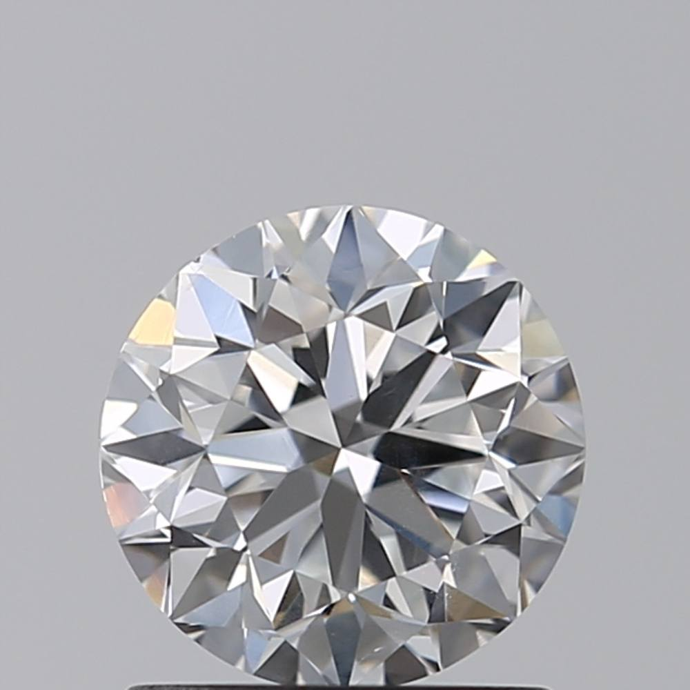 1.01 Carat Round Loose Diamond, E, SI1, Good, GIA Certified