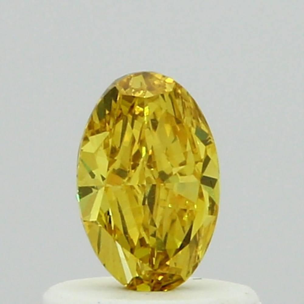 0.45 Carat Oval Loose Diamond, , VS1, Excellent, GIA Certified