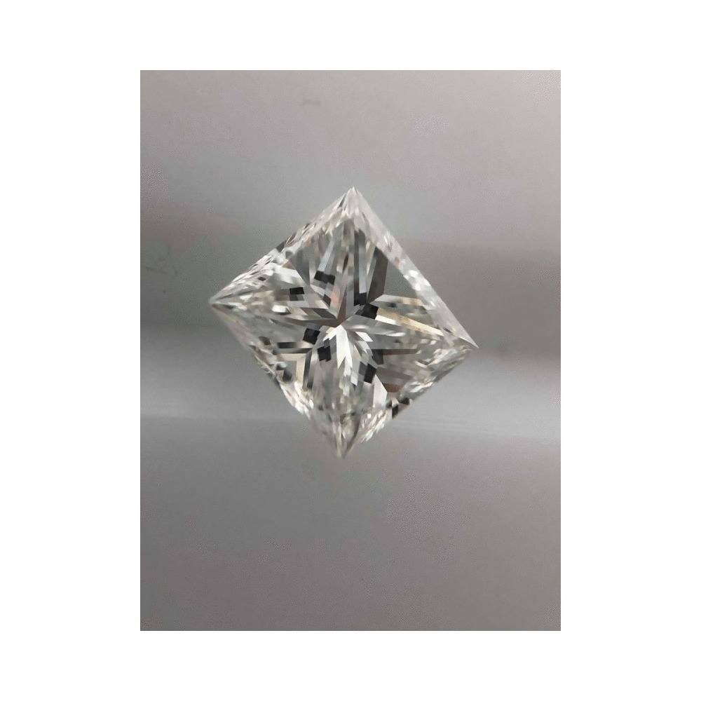 1.05 Carat Princess Loose Diamond, G, VS1, Very Good, GIA Certified
