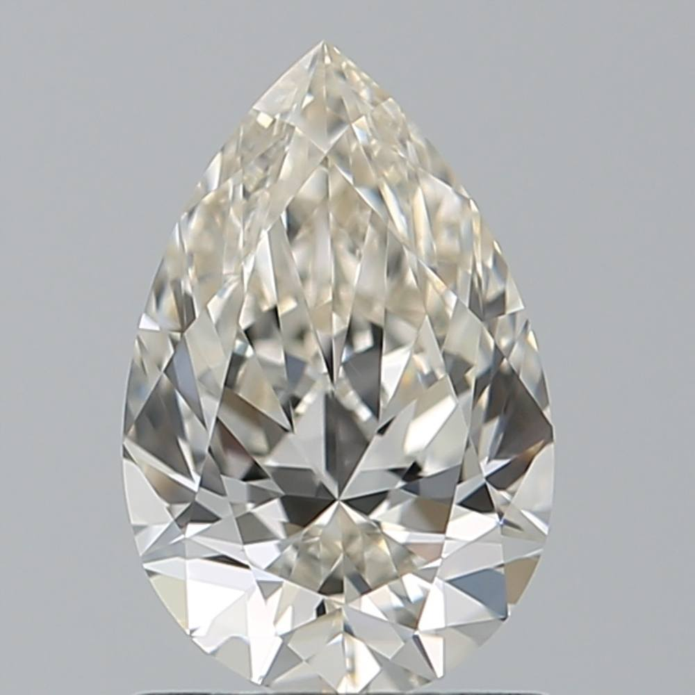 1.01 Carat Pear Loose Diamond, K, VVS2, Super Ideal, GIA Certified
