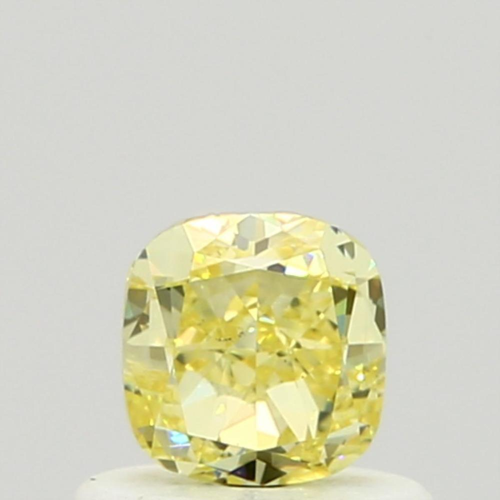 0.52 Carat Cushion Loose Diamond, , SI1, Ideal, GIA Certified